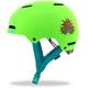 Giro Dime FS Helmet Youth Matte Lime Blast
